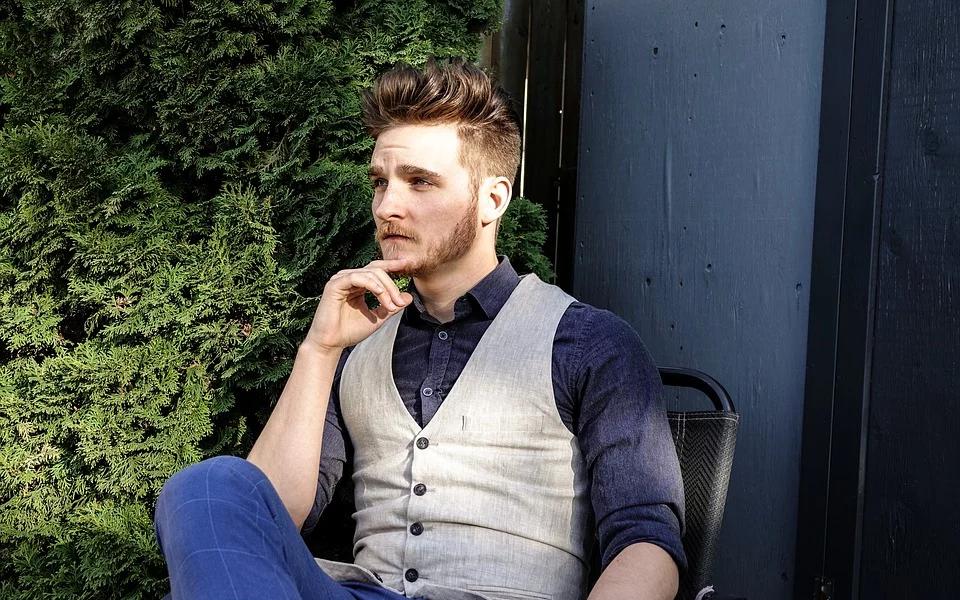Maskovanie vypadávania vlasov u mužov